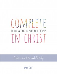 Complete-in-Christ